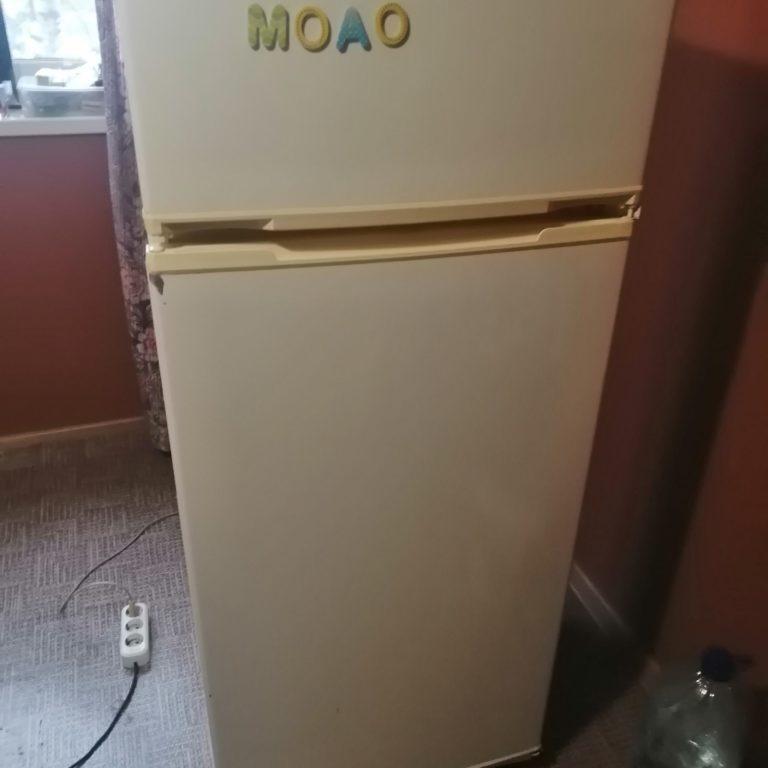 Холодильник ОКА, замена термостата