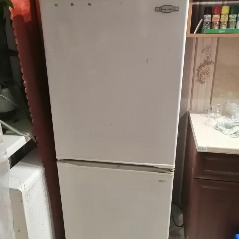 Засор капиллярной трубки в холодильнике АТЛАНТ
