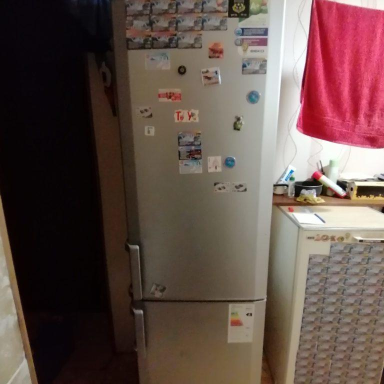 Устранение утечки в холодильнике BECO
