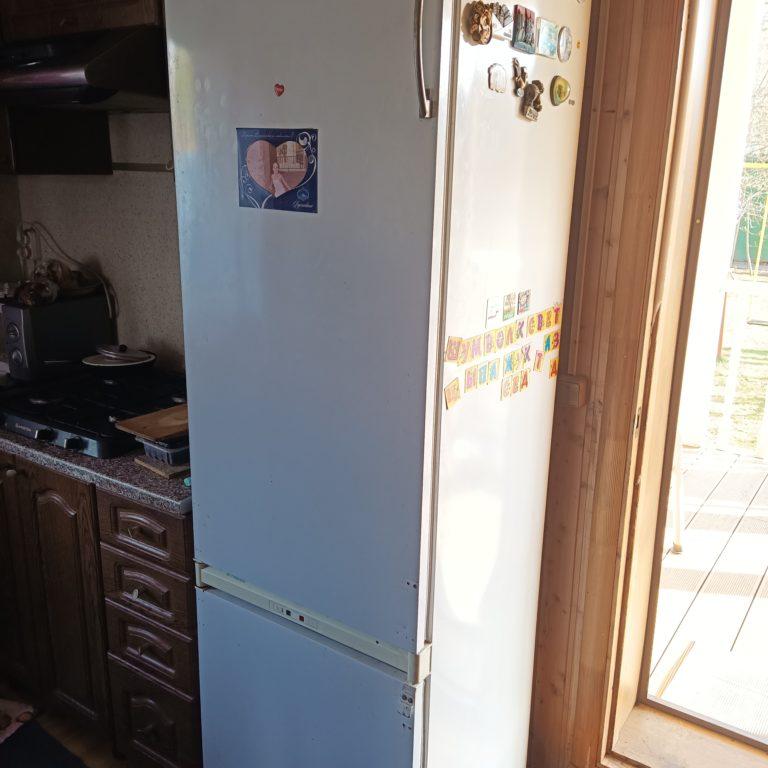 Замена капилярной трубки холодильника