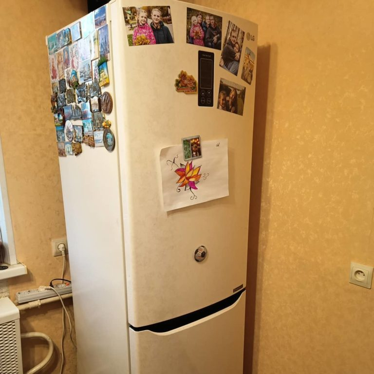 Замена компрессора на холодильнике LG