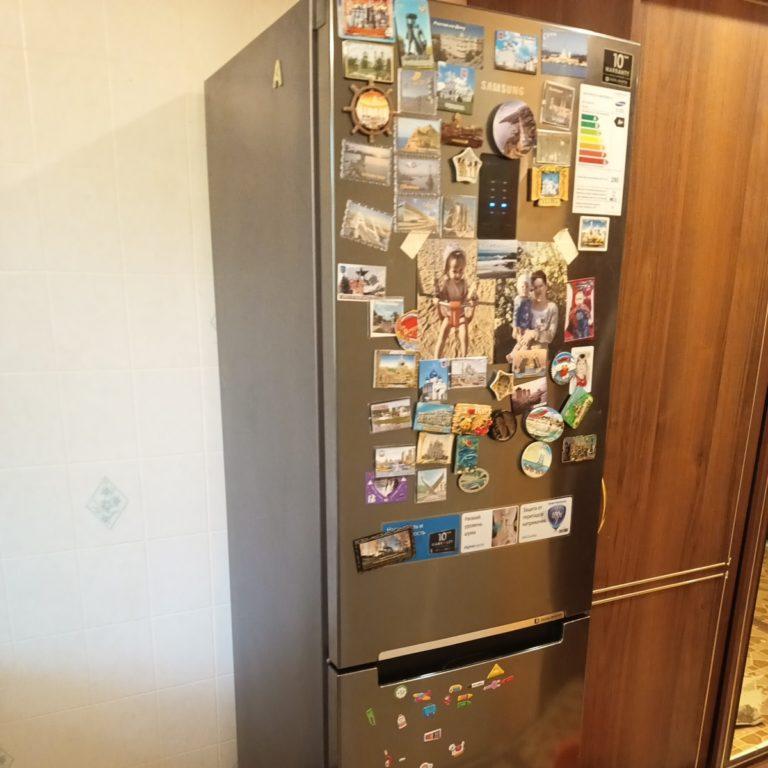 Ремонт задвижки холодильника