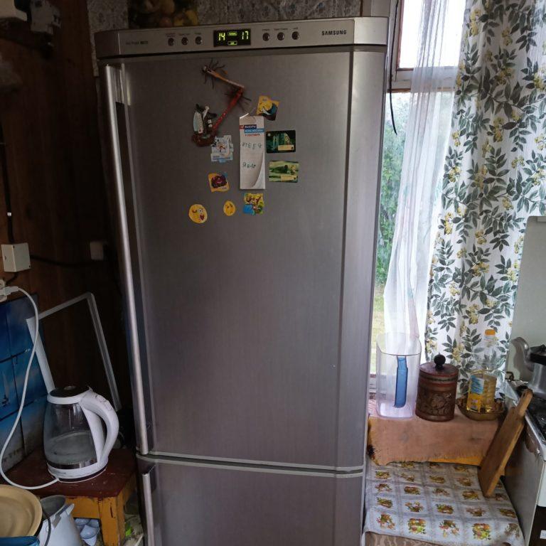 Ремонт воздушной заслонки холодильника